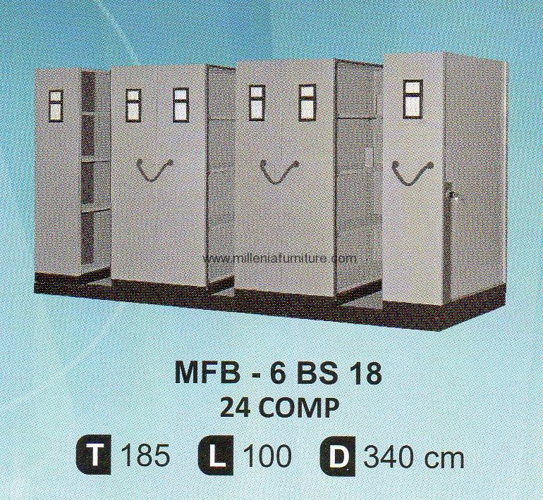 jual mobile file brother NFB-6 BS 18