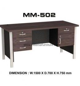 jual meja vip mm-502