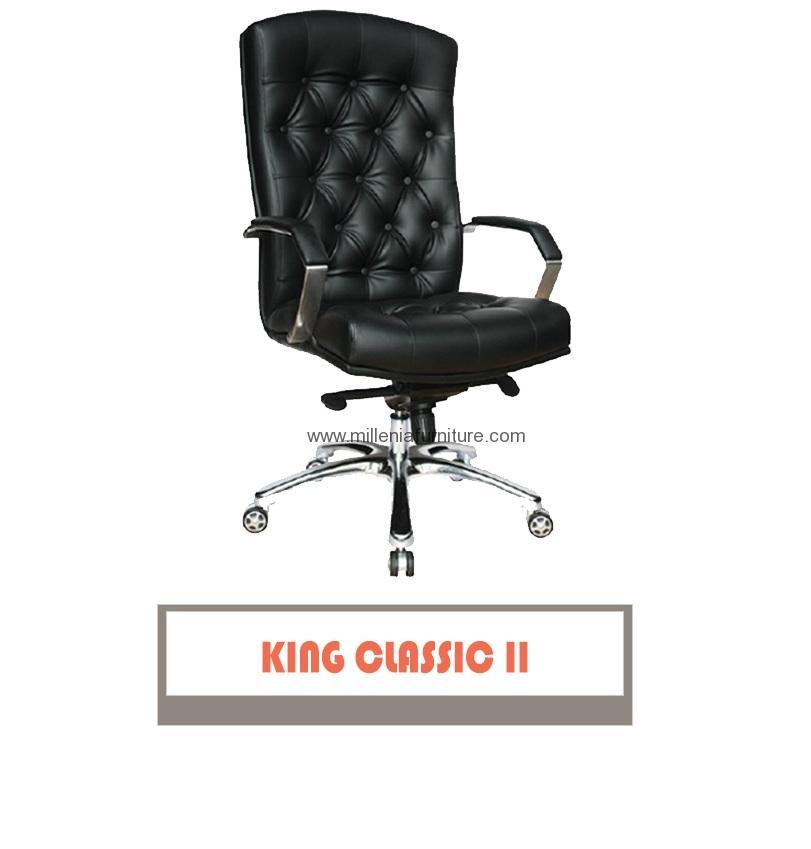 Jual kursi kantor carera king classic II