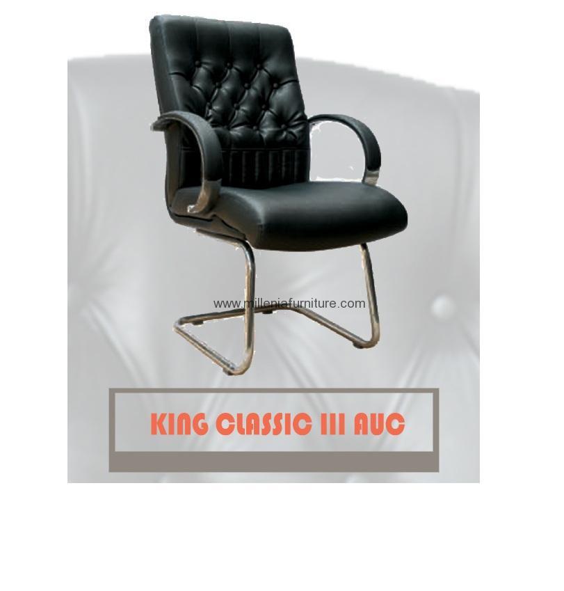 Jual Kursi Kantor Carera King Classic III AUC