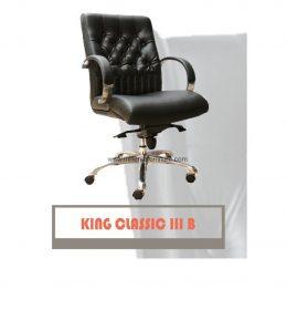 Jual kursi kantor carera king classic III B