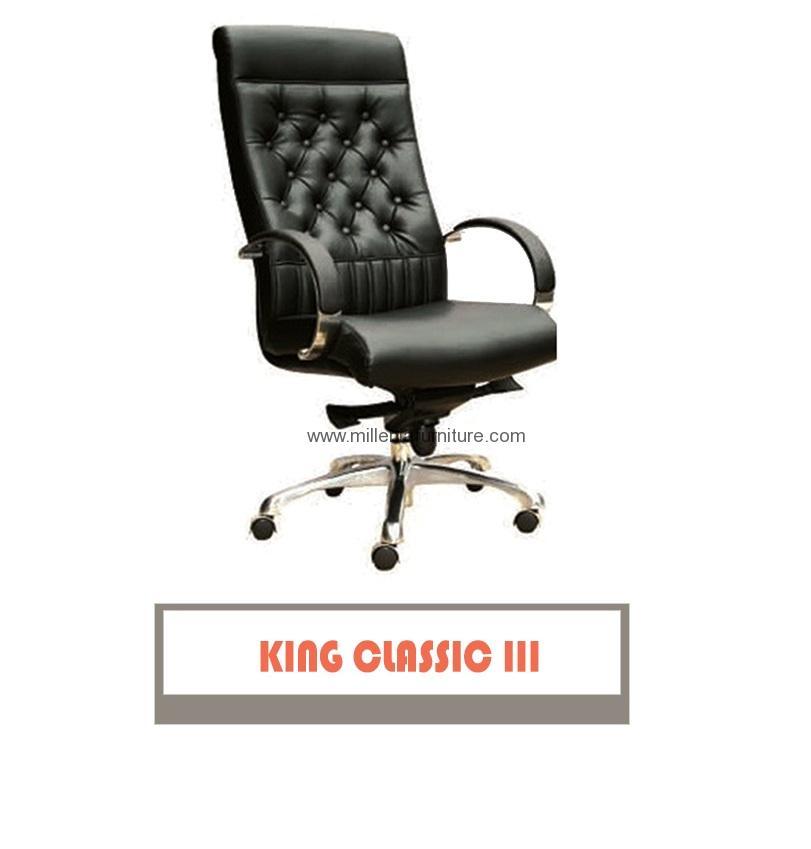 Jual kursi kantor carera king classic III