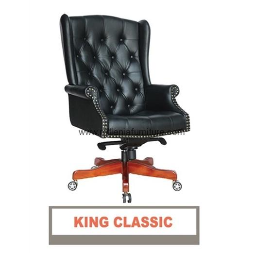 Jual Kursi Kantor Carera King Classic