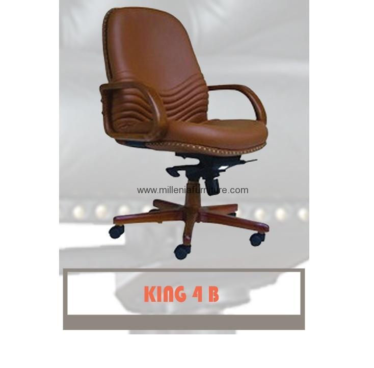 jual kursi kantor carera king 4 B