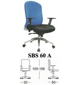 Jual Kursi kantor Subaru SBS 60 A Murah Surabaya