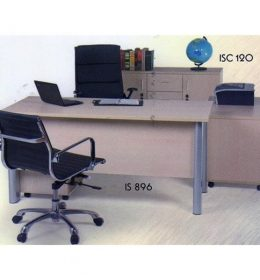 Jual Meja Kantor Aditech IS 896 (160cm) Murah Di Surabaya