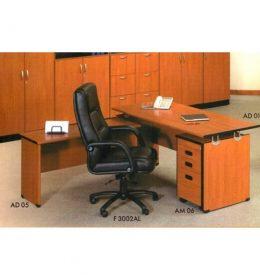 Jual Meja Kantor samping Aditech AD 05 Murah Di Surabaya