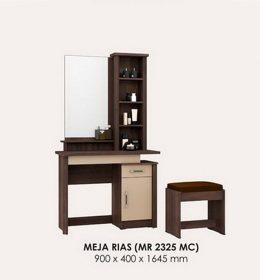 Meja Rias Graver MR 2325 MC