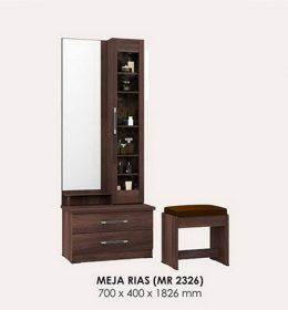 Meja Rias Graver MR 2326